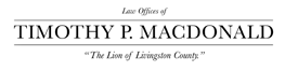 LivingstonCountyLaw.com | Law Offices of Timothy P. Macdonald, Howell, Michigan Attorney